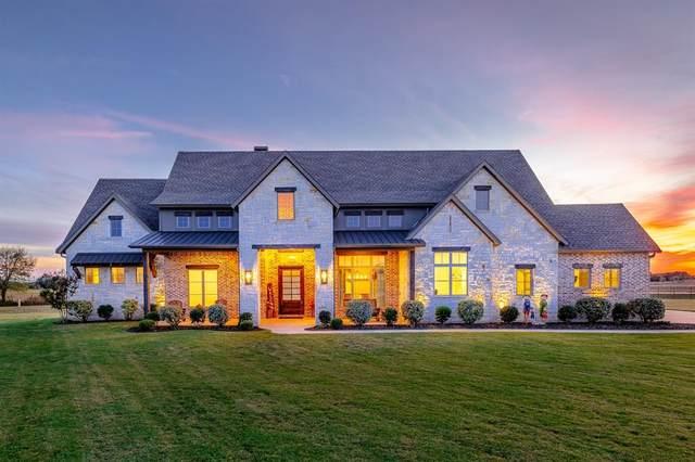 6901 Deerwood Trail, Mckinney, TX 75071 (MLS #14689490) :: The Good Home Team