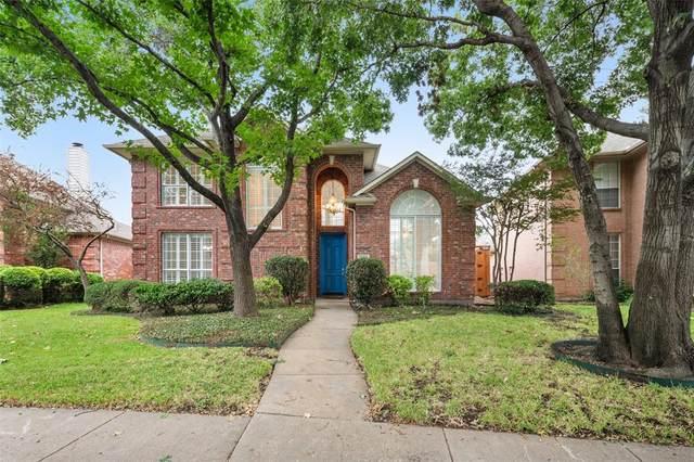 18740 Park Grove Lane, Dallas, TX 75287 (MLS #14689498) :: Lisa Birdsong Group | Compass