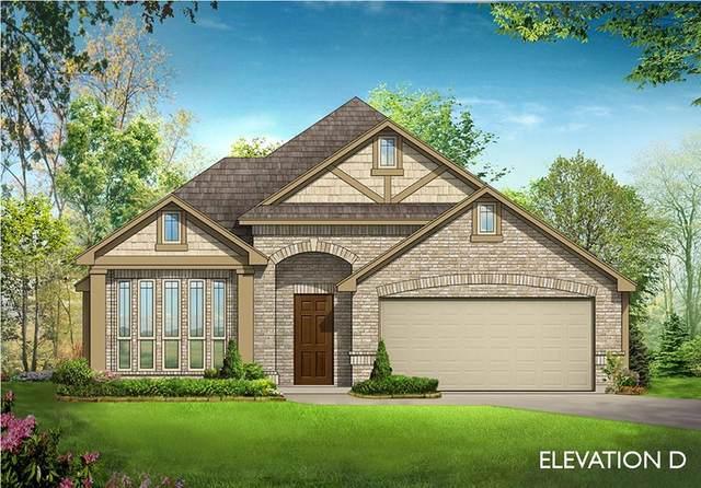 1505 Nighthawk Lane, Mansfield, TX 76063 (MLS #14689500) :: Real Estate By Design