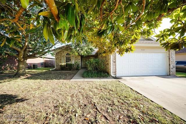 4133 Karen Drive, Abilene, TX 79606 (MLS #14689501) :: Epic Direct Realty