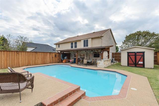 406 Grant Drive, Wylie, TX 75098 (MLS #14689508) :: The Good Home Team