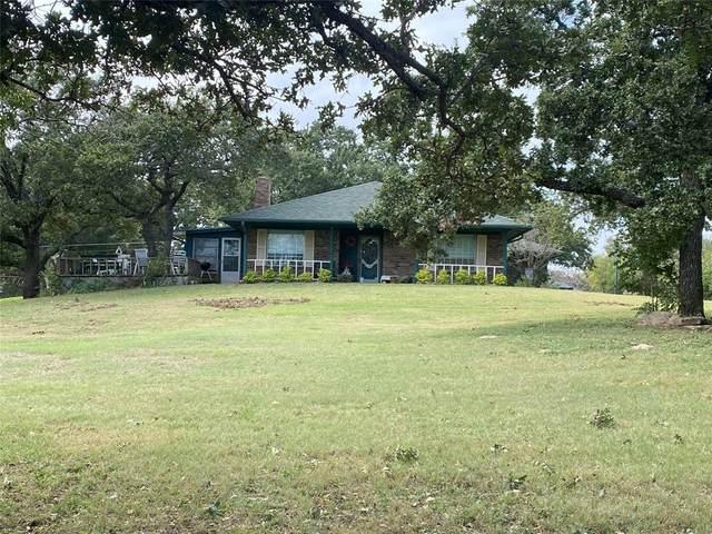 131 Rambling Oaks Road, Graham, TX 76450 (MLS #14689509) :: Real Estate By Design