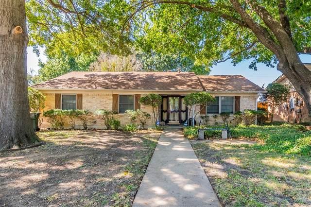 3014 Dover Drive, Sherman, TX 75092 (MLS #14689513) :: Trinity Premier Properties