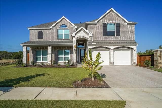 1300 Treasure Trail, Wylie, TX 75098 (MLS #14689530) :: Trinity Premier Properties