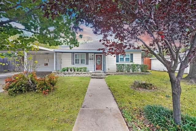2824 Dogwood Park Drive, Richland Hills, TX 76118 (MLS #14689537) :: The Good Home Team