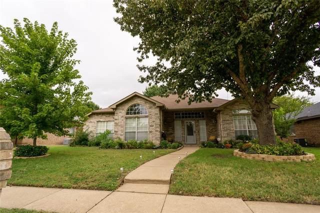 2804 Pinnacle Drive, Mckinney, TX 75071 (MLS #14689538) :: Trinity Premier Properties