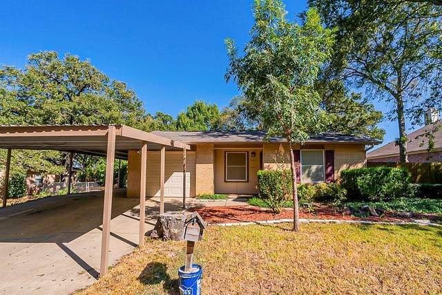 302 Adolphus Avenue, Lake Dallas, TX 75065 (MLS #14689547) :: Frankie Arthur Real Estate