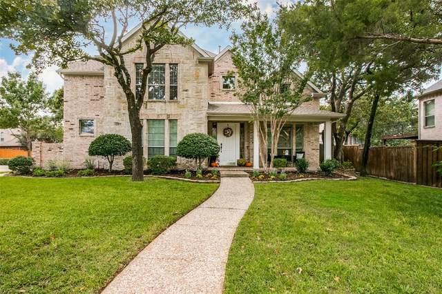 3327 Mayfair Lane, Highland Village, TX 75077 (MLS #14689552) :: The Good Home Team