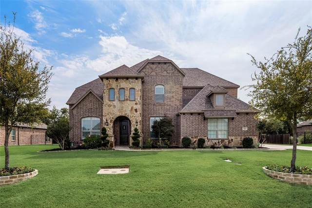 414 Pendall Drive, Wylie, TX 75098 (MLS #14689559) :: Texas Lifestyles Group at Keller Williams Realty