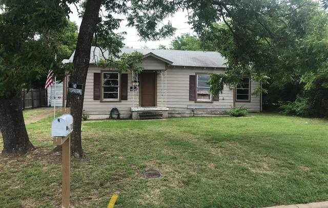 108 Reservoir Street, Sulphur Springs, TX 75482 (MLS #14689566) :: Epic Direct Realty