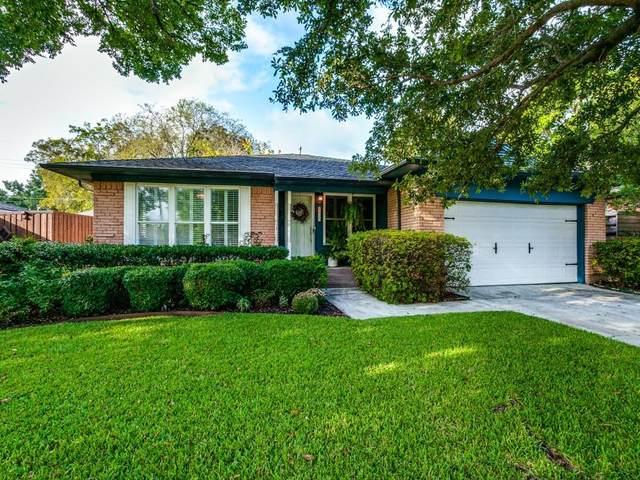 9017 Livenshire Drive, Dallas, TX 75238 (MLS #14689569) :: 1st Choice Realty