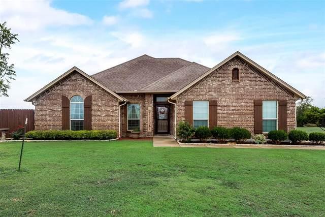 136 Churchill Circle, Weatherford, TX 76085 (MLS #14689585) :: Trinity Premier Properties