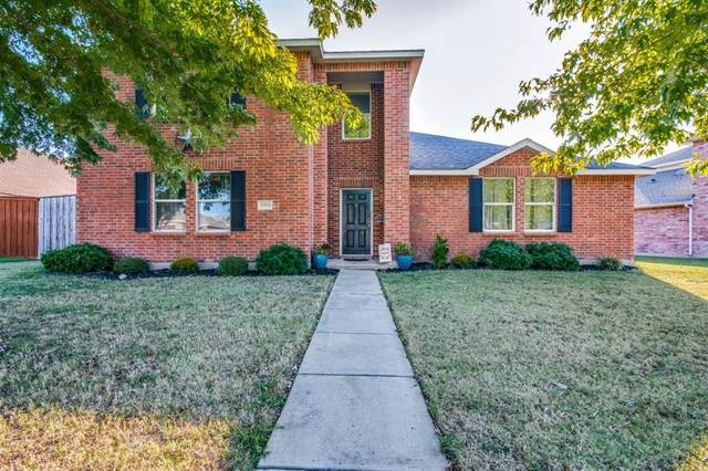 2900 Meadow Bluff Drive, Wylie, TX 75098 (MLS #14689594) :: The Star Team | Rogers Healy and Associates