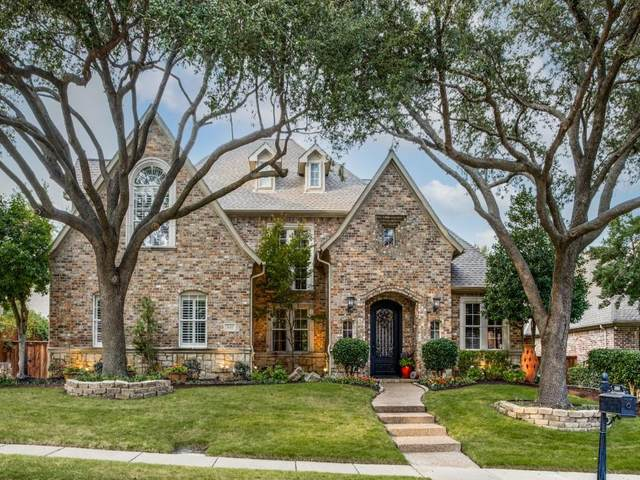 3616 Polo Run Drive, Flower Mound, TX 75028 (MLS #14689598) :: Real Estate By Design