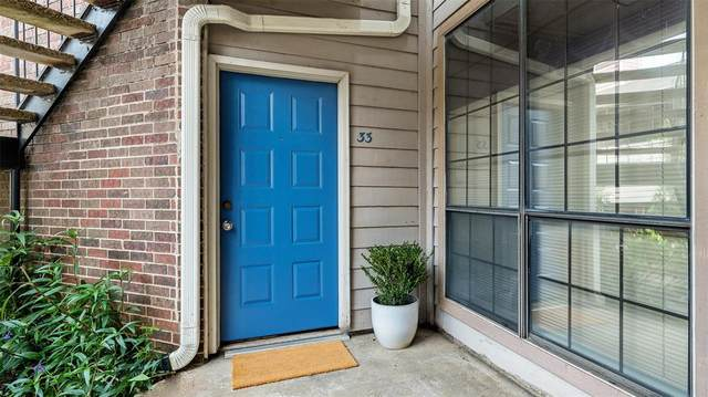 8545 Midpark Road #33, Dallas, TX 75240 (MLS #14689605) :: Trinity Premier Properties