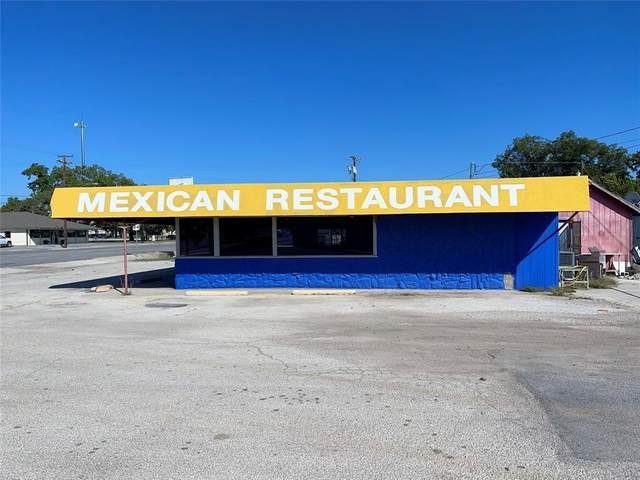 105 E Hall Street, Bangs, TX 76823 (MLS #14689620) :: KW Commercial Dallas