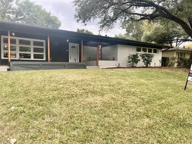 4837 S Ridge Terrace, Fort Worth, TX 76133 (MLS #14689637) :: Trinity Premier Properties