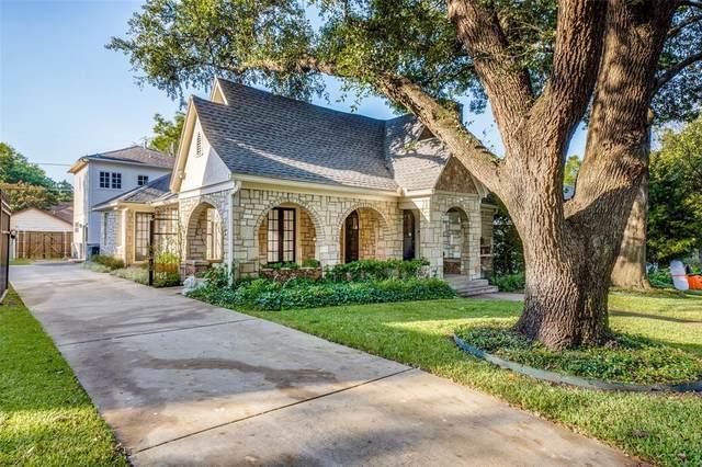 5410 Mccommas Boulevard, Dallas, TX 75206 (MLS #14689676) :: Frankie Arthur Real Estate