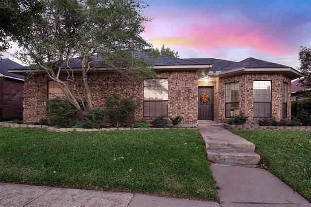 610 Thunderbrook Road, Garland, TX 75044 (MLS #14689680) :: Lisa Birdsong Group   Compass