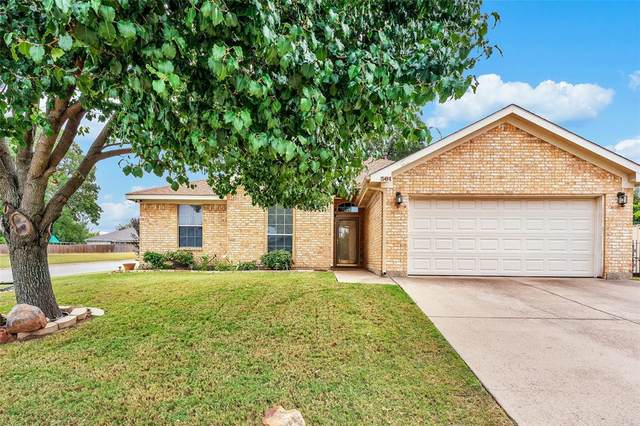 301 Sweetwater Drive, Weatherford, TX 76086 (MLS #14689681) :: Epic Direct Realty
