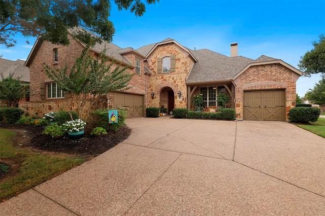8000 Blue Hole Court, Mckinney, TX 75070 (MLS #14689684) :: The Good Home Team
