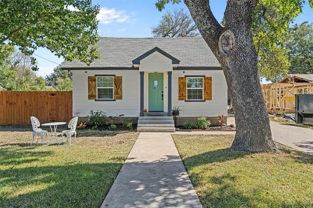 3212 Edna Avenue, Waco, TX 76708 (MLS #14689700) :: Real Estate By Design