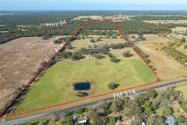 6848 Fm 314, Ben Wheeler, TX 75754 (MLS #14689704) :: Trinity Premier Properties