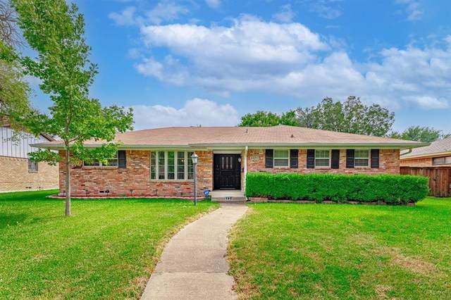 5120 Ashbrook Road, Dallas, TX 75227 (MLS #14689708) :: Epic Direct Realty