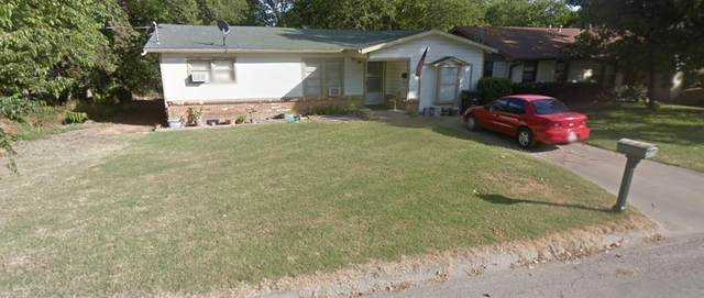 101 Marengo Street, Cleburne, TX 76033 (MLS #14689709) :: Lisa Birdsong Group | Compass