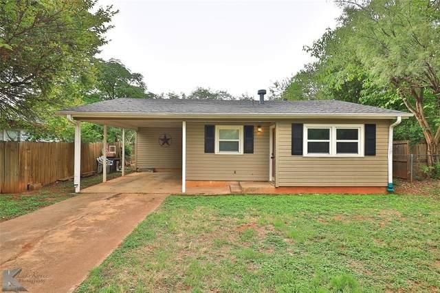 3157 S 10th Street, Abilene, TX 79605 (MLS #14689711) :: Front Real Estate Co.