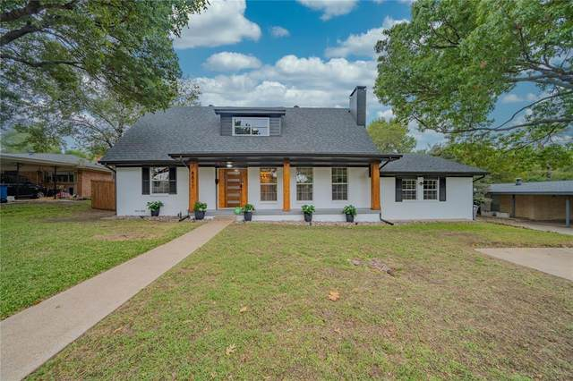 8817 Rolling Rock Lane, Dallas, TX 75238 (MLS #14689716) :: Real Estate By Design