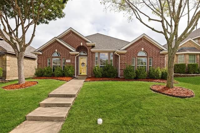 2016 Gardenridge Drive, Glenn Heights, TX 75154 (MLS #14689744) :: The Russell-Rose Team
