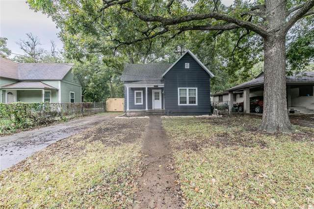 207 W Water Street, Weatherford, TX 76086 (MLS #14689748) :: DFW Select Realty