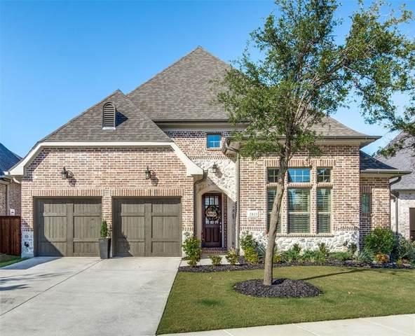 2821 Amesbury, The Colony, TX 75056 (MLS #14689749) :: The Good Home Team
