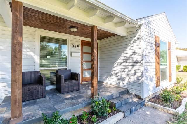 319 Hillside Avenue, Richardson, TX 75081 (MLS #14689752) :: Texas Lifestyles Group at Keller Williams Realty