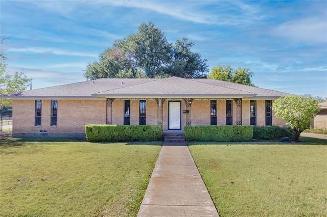 2001 Sylvan Drive, Garland, TX 75040 (MLS #14689767) :: Trinity Premier Properties