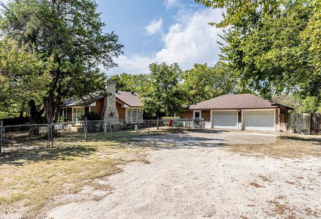 725 N Cockrell Hill Road, Desoto, TX 75115 (MLS #14689769) :: The Chad Smith Team