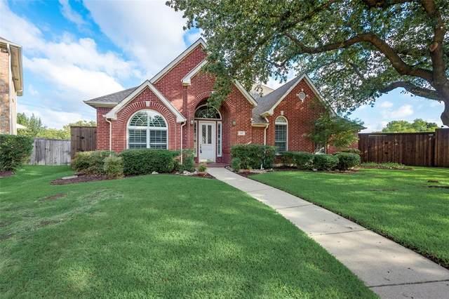 317 Landwyck Lane, Flower Mound, TX 75028 (MLS #14689776) :: Real Estate By Design