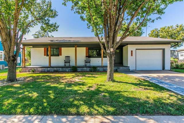 405 N San Jacinto Street, Whitney, TX 76692 (MLS #14689780) :: Trinity Premier Properties