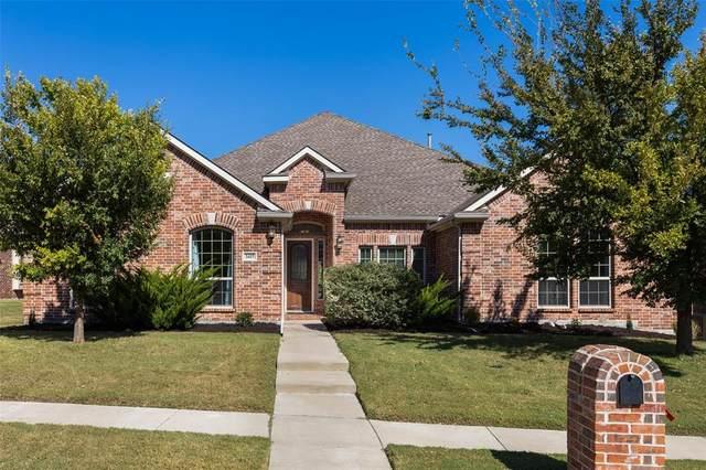 3415 Elkhart Drive, Sachse, TX 75048 (MLS #14689787) :: Texas Lifestyles Group at Keller Williams Realty