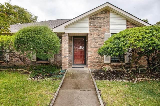 1610 Saint James Drive, Carrollton, TX 75007 (MLS #14689811) :: Trinity Premier Properties