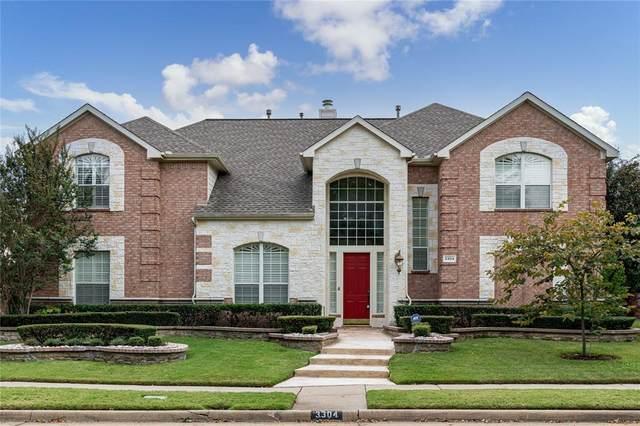 3304 Leighton Ridge Drive, Plano, TX 75025 (MLS #14689823) :: Real Estate By Design