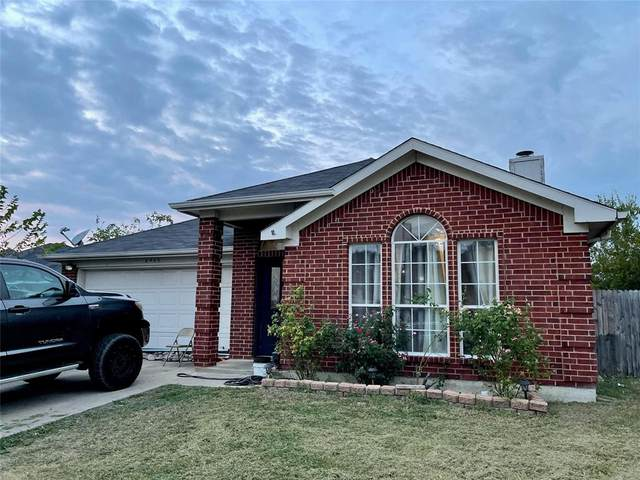 6409 Brookhaven Trail, Arlington, TX 76001 (MLS #14689838) :: Real Estate By Design