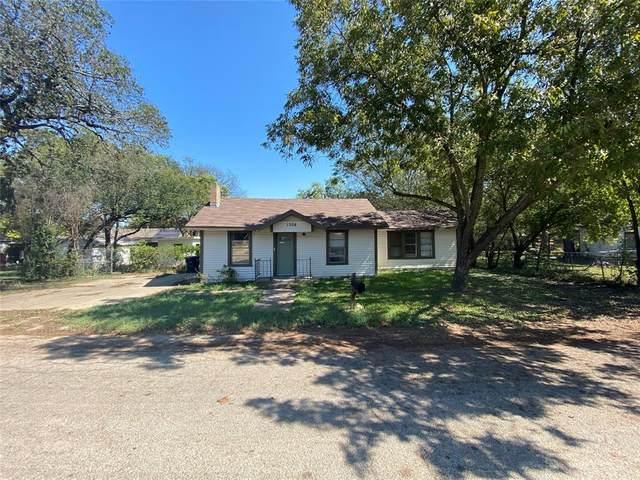 1308 Joslin Street, Cleburne, TX 76033 (MLS #14689856) :: Real Estate By Design