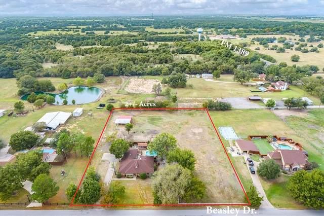 130 Beasley Road, Combine, TX 75159 (MLS #14689867) :: Lisa Birdsong Group | Compass