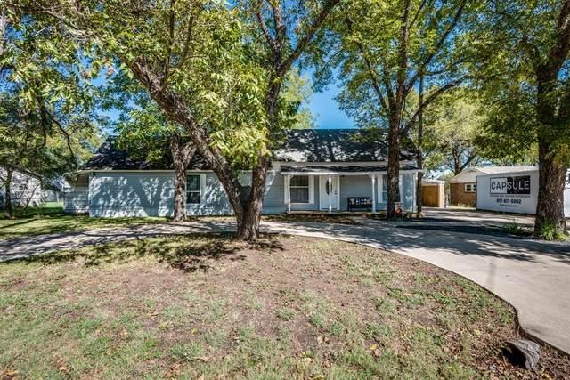 504 Pecan Street, Forreston, TX 76041 (MLS #14689875) :: Lisa Birdsong Group | Compass