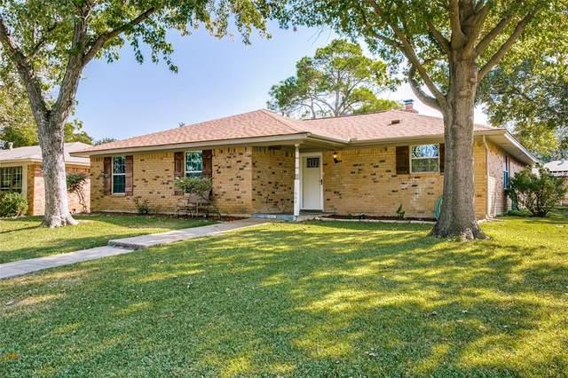 1662 San Antone Lane, Lewisville, TX 75077 (MLS #14689894) :: Lisa Birdsong Group | Compass