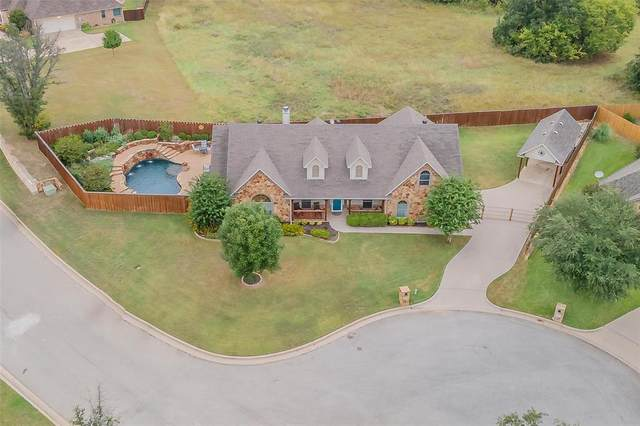 109 Hannah Court, Weatherford, TX 76085 (MLS #14689897) :: DFW Select Realty