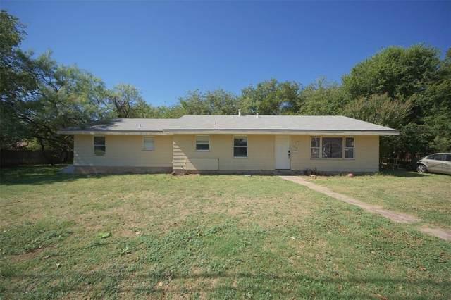 1330 Avenue E, Abilene, TX 79601 (MLS #14689902) :: Frankie Arthur Real Estate