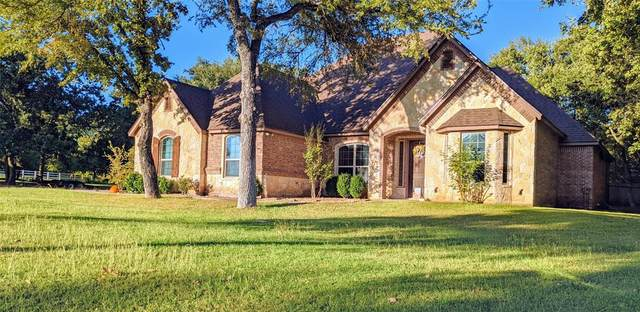 107 Foxpointe Circle, Weatherford, TX 76087 (MLS #14689915) :: DFW Select Realty